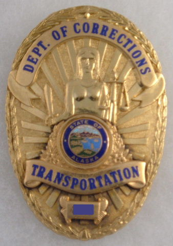 Department corrections alaska